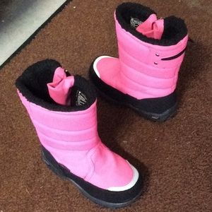 Girls Khombu snow walker boots size 12